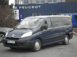 Citroën Jumpy 2.0 HDI 128K 9 MÍST KLIMA