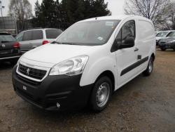 Objevte více informací o vozu Peugeot Partner Furgon Active L1 1.6 100k MAN5